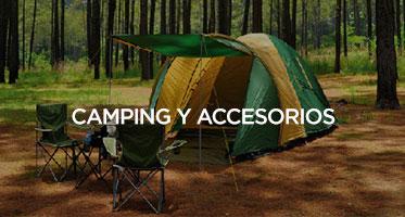 Camping y accesorios